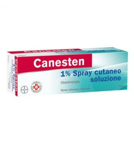 BAYER CANESTEN SPRAY CUT 40ML 1%