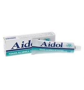 AIDOL ARNICA/INCENSO POMATA 40ML