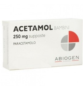 ACETAMOL BB 10SUPP 250MG