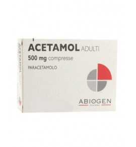 ACETAMOL 500MG 20 COMPRESSE