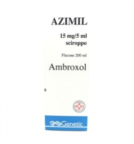 AZIMIL 15 MG/5 ML SCIROPPO 1 FLACONE DA 200 ML