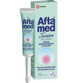 AFTAMED JUNIOR GEL ORALE 15ML