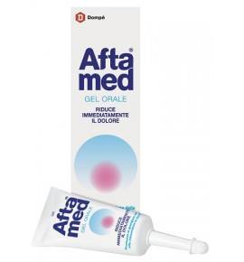 AFTAMED GEL ORALE 15ML