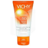 VICHY CAPITAL SOLEIL DRY TOUCH SPF50 EMULSIONE PELLI MISTE GRASSE 50 ML
