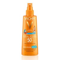 VICHY IDEAL SOLEIL SPRAY SOLARE DOLCE BAMBINI SPF 50+ 200 ML