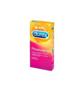 DUREX PLEASUREMAX HOT 6PZ