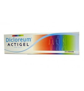 DICLOREUM ACTIGEL IN GEL 50 G 1%