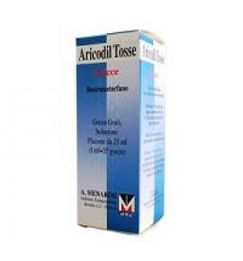 ARICODILTOSSE*OS GTT 25ML